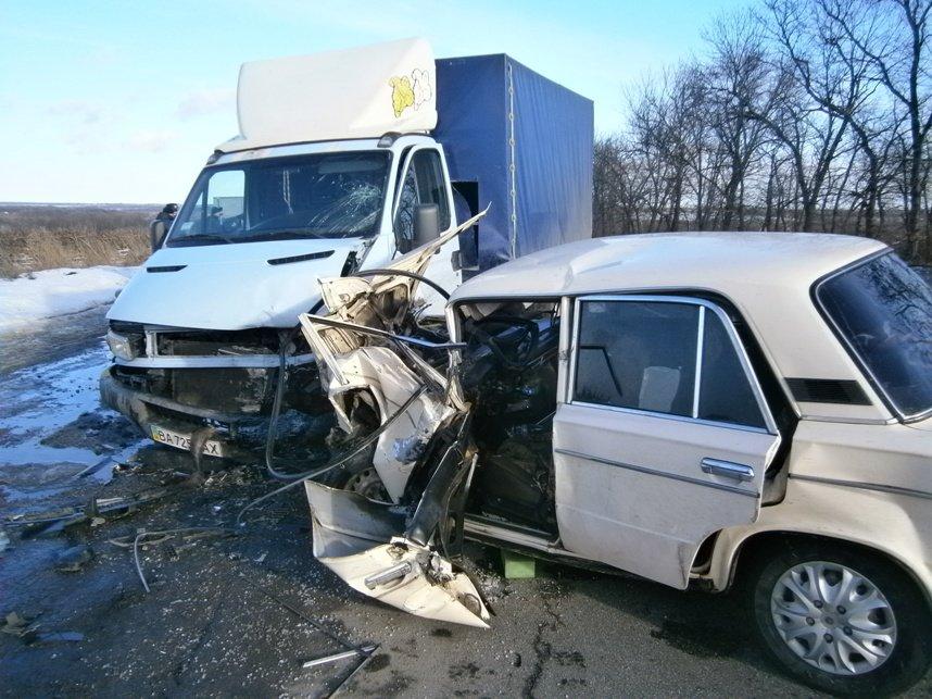 В Кировоградской области случилось смертельное ДТП (фото) - фото 1