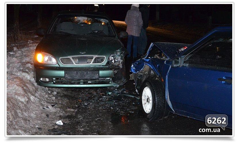 В Славянске произошло ДТП с жертвами(фотофакт) (фото) - фото 1