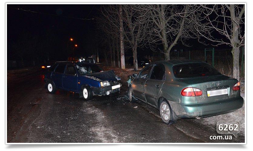 В Славянске произошло ДТП с жертвами(фотофакт) (фото) - фото 2