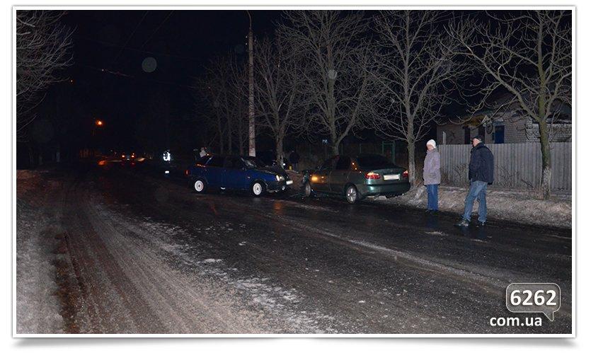 В Славянске произошло ДТП с жертвами(фотофакт) (фото) - фото 3