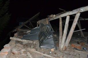 На Львівщині негода залишила без даху над головою три сім'ї (ФОТО) (фото) - фото 1