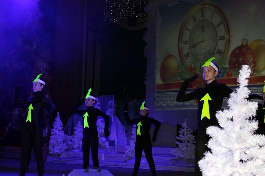 Тернопільським діткам показали «Ялинку міського голови» (фото) (фото) - фото 1