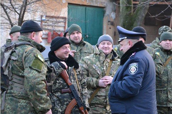 Замінити своїх колег на фронті вирушили ще 63 бійця зі Львова (ФОТО) (фото) - фото 4