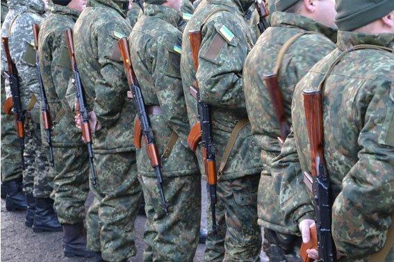 Замінити своїх колег на фронті вирушили ще 63 бійця зі Львова (ФОТО) (фото) - фото 5