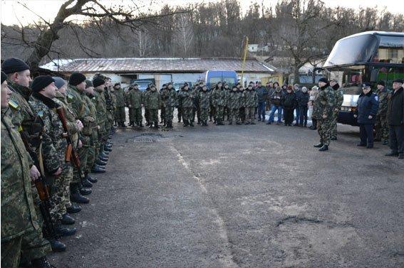 Замінити своїх колег на фронті вирушили ще 63 бійця зі Львова (ФОТО) (фото) - фото 6