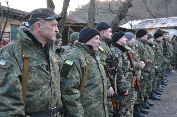 Замінити своїх колег на фронті вирушили ще 63 бійця зі Львова (ФОТО) (фото) - фото 2