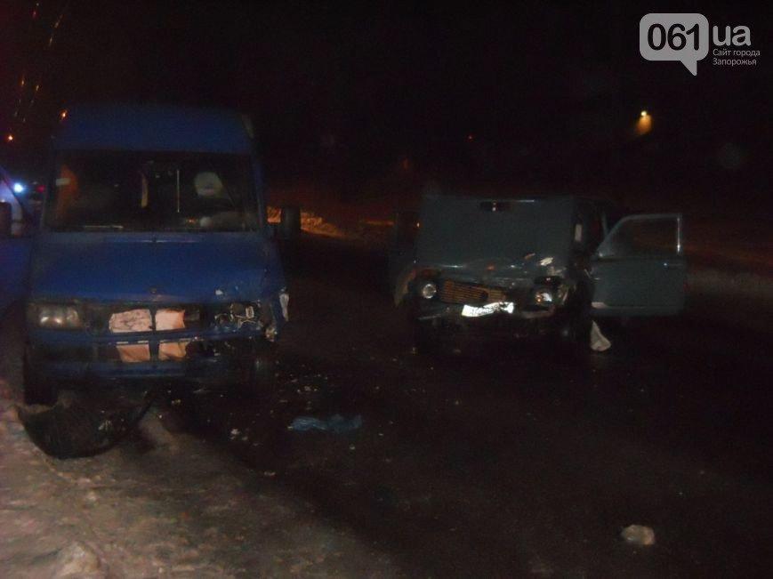 10-11 января: задержание запорожского боевика из ДНР, подпал машины местной Самообороны и ДТП с десятью пострадавшими (фото) - фото 2