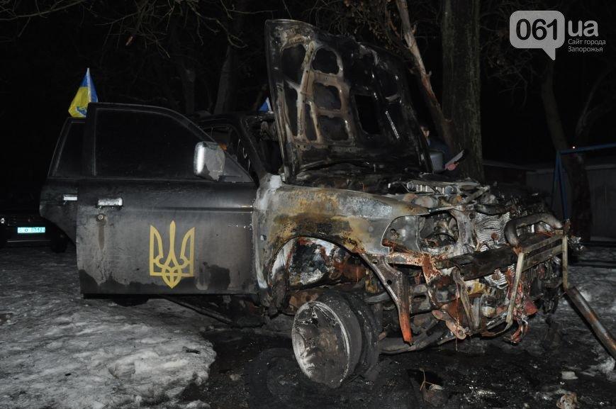 10-11 января: задержание запорожского боевика из ДНР, подпал машины местной Самообороны и ДТП с десятью пострадавшими (фото) - фото 1