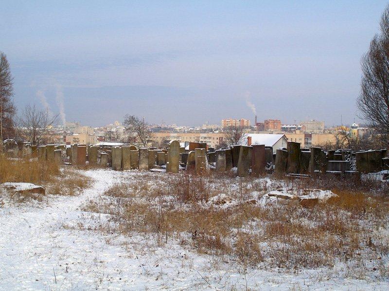 11 - Єврейське кладовище