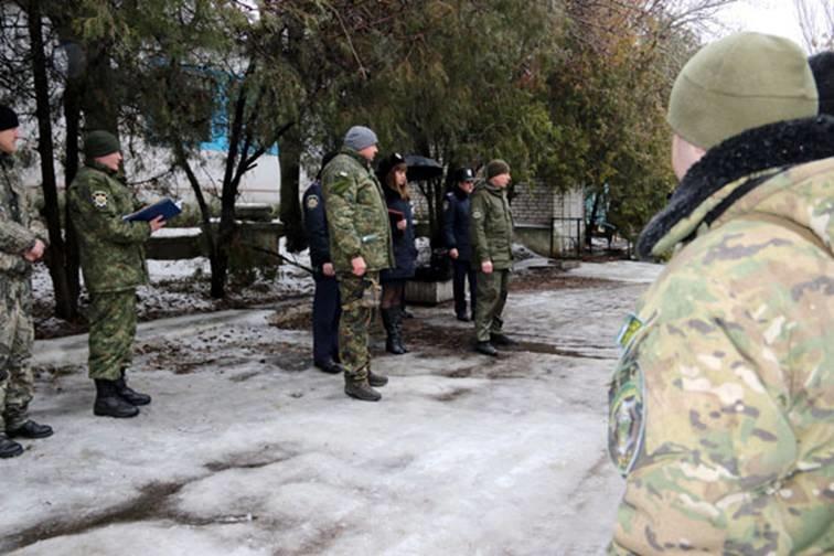 Найкращі львівські міліціонери, які повернулись з АТО, отримали годинники (ФОТОРЕПОРТАЖ) (фото) - фото 5