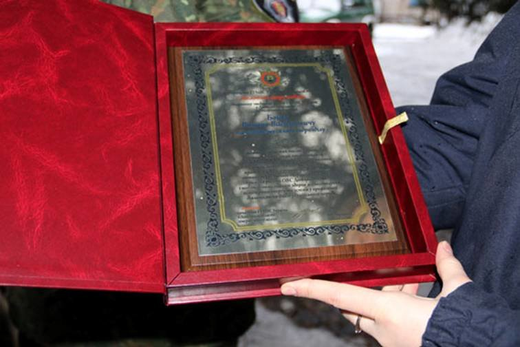 Найкращі львівські міліціонери, які повернулись з АТО, отримали годинники (ФОТОРЕПОРТАЖ) (фото) - фото 2