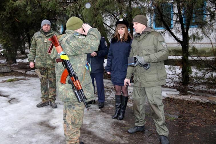 Найкращі львівські міліціонери, які повернулись з АТО, отримали годинники (ФОТОРЕПОРТАЖ) (фото) - фото 9