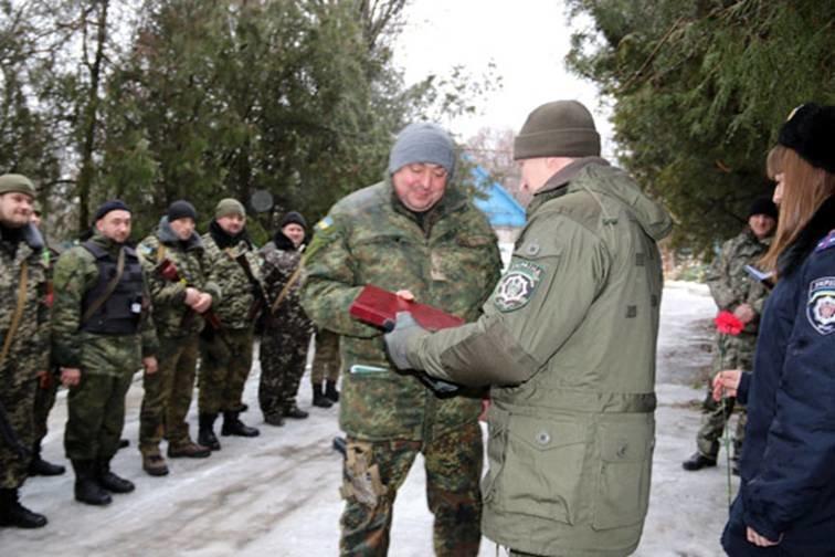 Найкращі львівські міліціонери, які повернулись з АТО, отримали годинники (ФОТОРЕПОРТАЖ) (фото) - фото 7