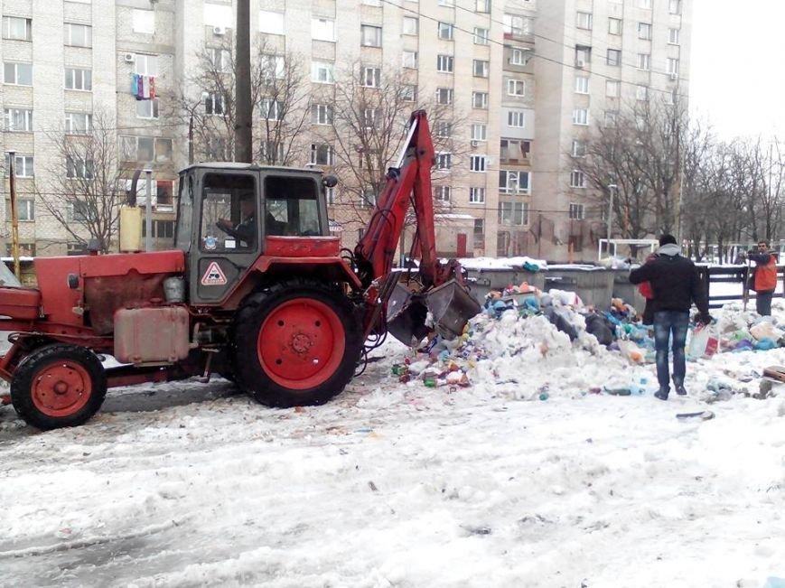 В Николаеве наконец-то «разгребли» свалку на Кобера (ФОТОФАКТ), фото-2