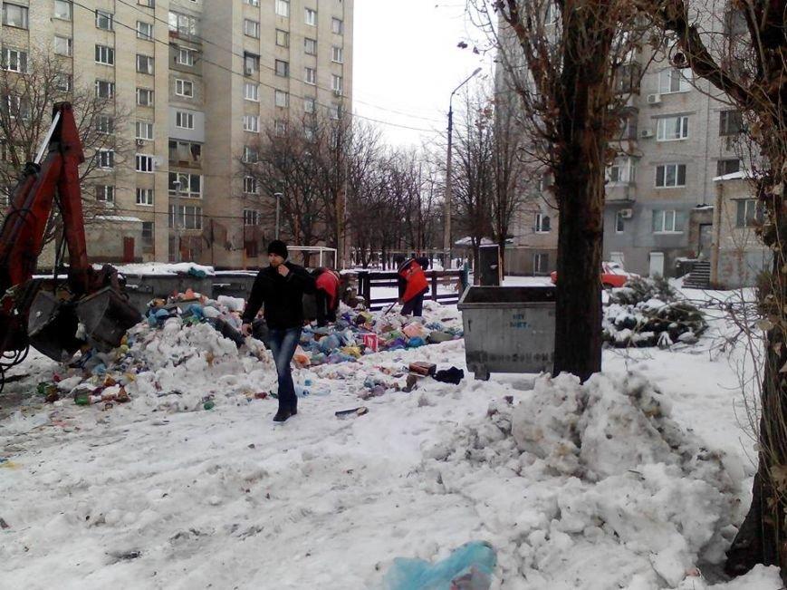 В Николаеве наконец-то «разгребли» свалку на Кобера (ФОТОФАКТ), фото-1