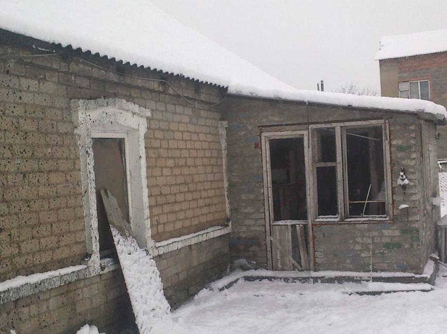 В Донецке на 3 Восточном от обстрелов в доме погибла семья (ФОТО) (фото) - фото 5