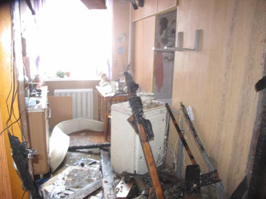 В Запорожье спасатели вытащили из огня двух женщин (ФОТО) (фото) - фото 3