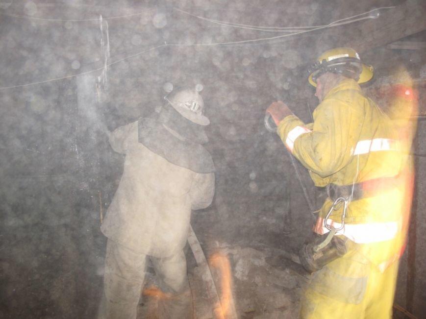 В Запорожье спасатели вытащили из огня двух женщин (ФОТО) (фото) - фото 2