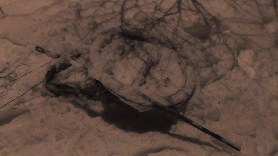 В Запорожье задержали воров, перевозивших на санках канализационный люк (ФОТО) (фото) - фото 2