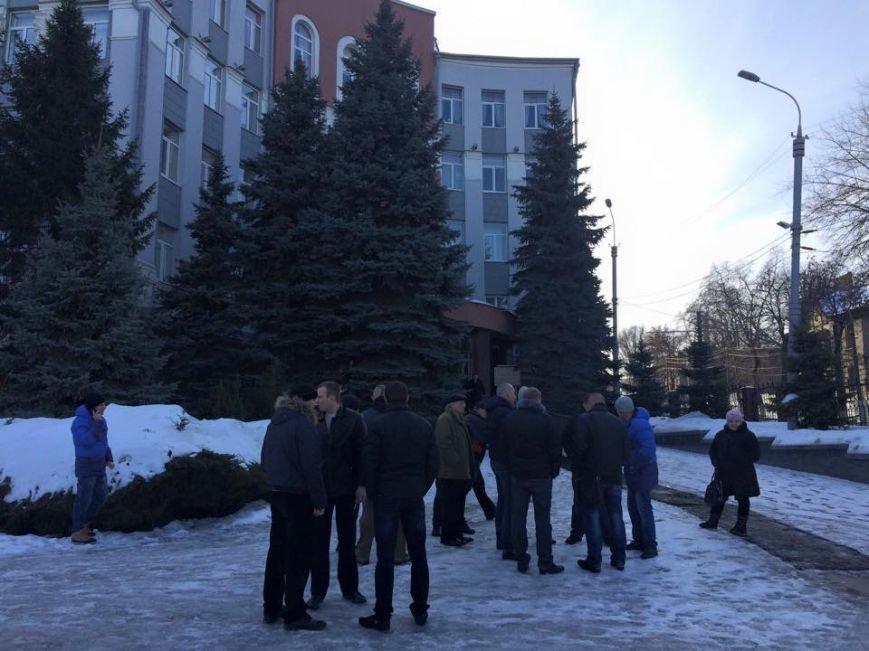 В гости к заму нового главы СБУ наведались активисты Днепропетровска (ВИДЕО, ФОТО) (фото) - фото 1