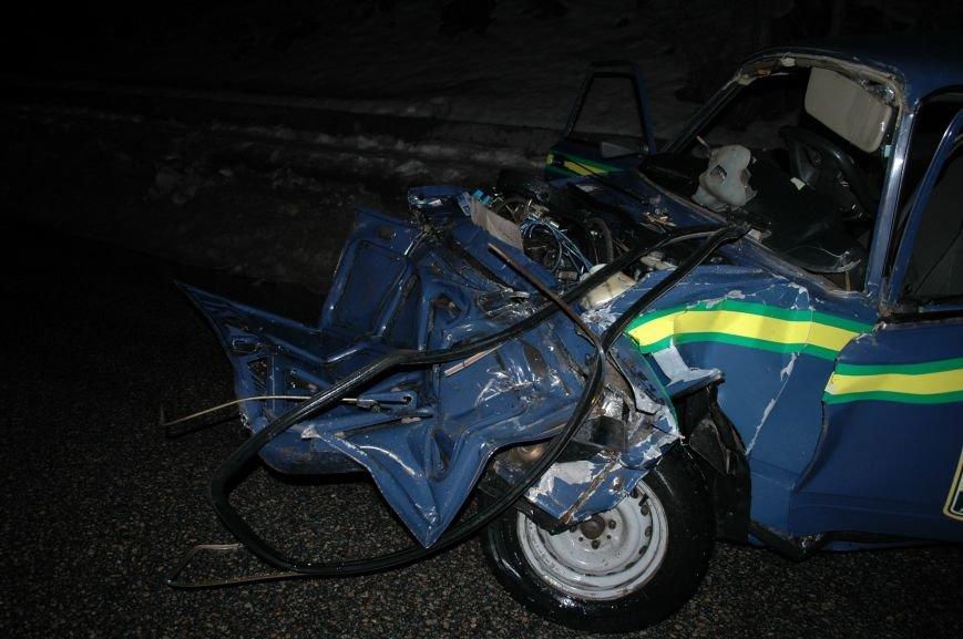 В Запорожье произошло серьезное ДТП с участием маршрутки и машины лесной охраны (ФОТО, ОБНОВЛЕНО), фото-8
