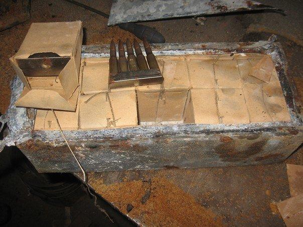 В Волковыске на территории ЖКХ нашли более 200 гранат и 2 тыс патронов (Фото) (фото) - фото 6