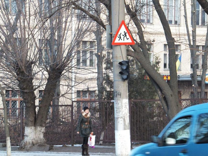 В Кировограде на еще одном перекрестке появились светофоры (фото) (фото) - фото 1