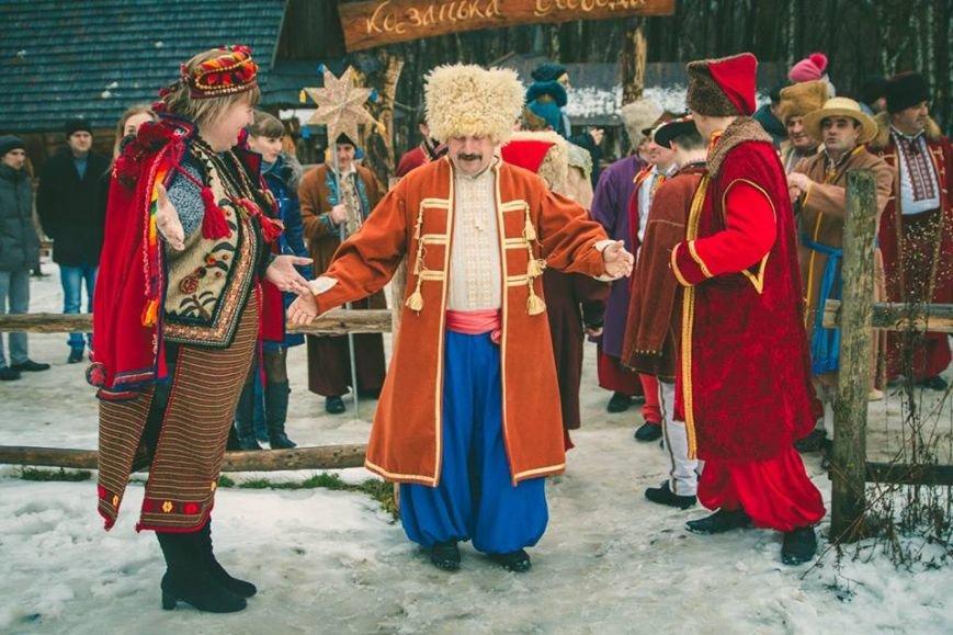 Під час фестивалю «Різдво в гаю» зібрали 57 тис. грн на реставрацію старовинних хат (ФОТОРЕПОРТАЖ) (фото) - фото 1