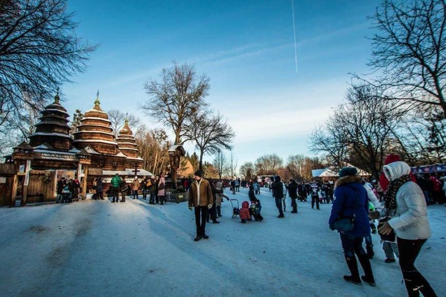 Під час фестивалю «Різдво в гаю» зібрали 57 тис. грн на реставрацію старовинних хат (ФОТОРЕПОРТАЖ) (фото) - фото 3