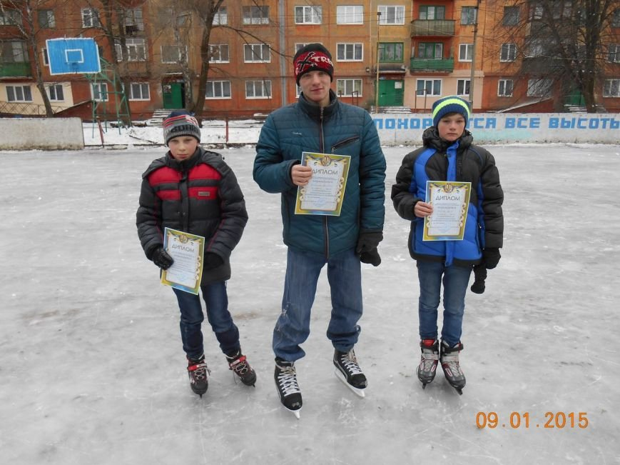 В Красноармейске состоялись соревнования по конькобежному спорту «Олимпийская снежинка» (фото) - фото 2