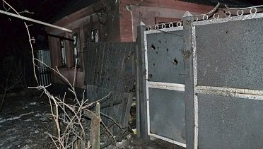 В Макеевке неспокойно, периодически слышны тяжелые орудийные залпы (фото) - фото 1
