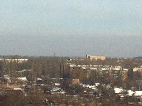 В Донецке больше нет вышки донецкого аэропорта (ФОТО) (фото) - фото 2