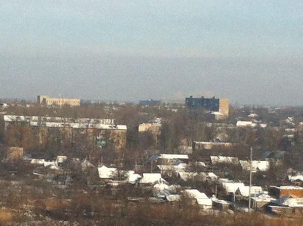В Донецке больше нет вышки донецкого аэропорта (ФОТО) (фото) - фото 1