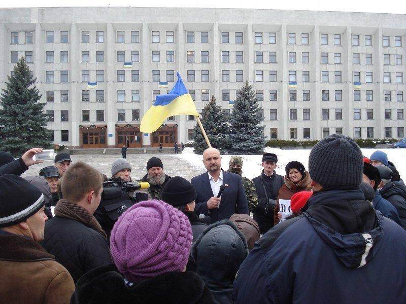 В Полтаве прошёл «коммунальный» митинг (ФОТО) (фото) - фото 4
