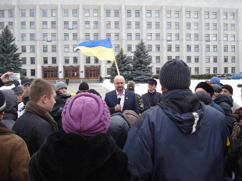 В Полтаве прошёл «коммунальный» митинг (ФОТО) (фото) - фото 9