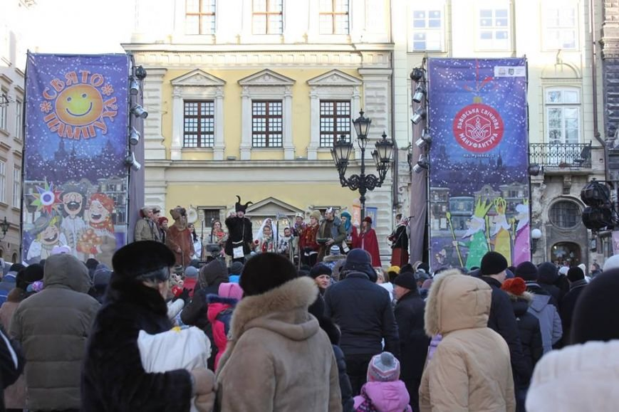 На Святі Пампуха  у Львові обрали найкращий вертеп та господиню року (ФОТОРЕПОРТАЖ) (фото) - фото 9