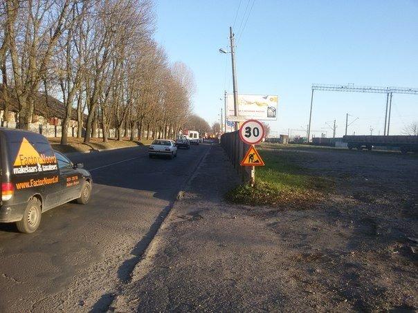 У Львові офіційно відкрили відремонтований переїзд, який тривалий час створював затори (ФОТОРЕПОРТАЖ) (фото) - фото 3