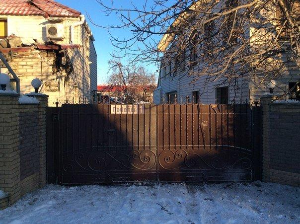 Последствия ночного обстрела Авдеевки (ФОТОРЕПОРТАЖ) (фото) - фото 3
