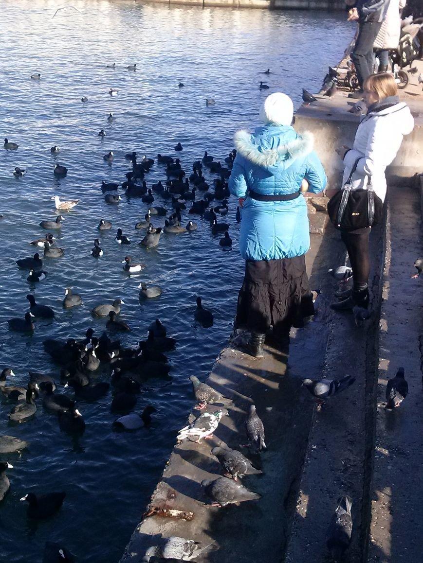 ФОТОРЕПОРТАЖ: С приходом тепла «ожили» крымские набережные (фото) - фото 3