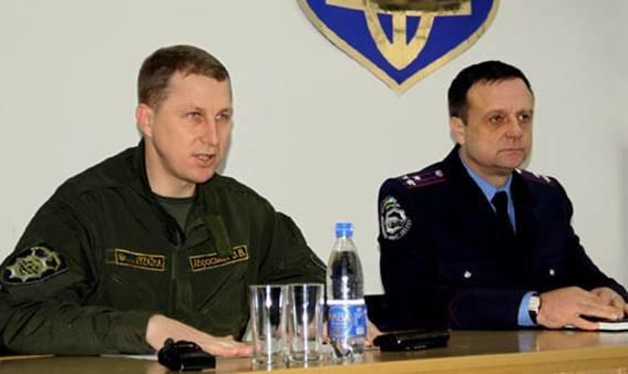 Личному составу ГАИ Донетчины представили нового начальника (ФОТО) (фото) - фото 1