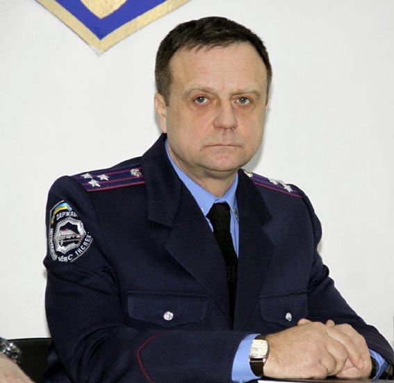 Личному составу ГАИ Донетчины представили нового начальника (ФОТО) (фото) - фото 3
