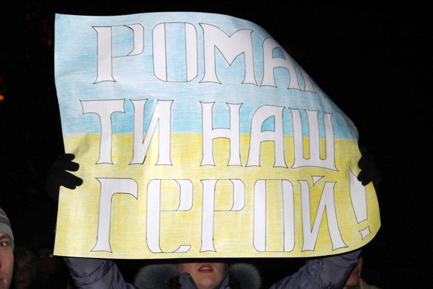 Як у Львові зустріли Героїв АТО: додому повернулись 500 десантників (ФОТОРЕПОРТАЖ) (фото) - фото 7
