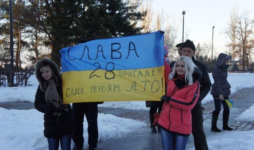 В Николаев вернулись из Донбасса герои АТО (ФОТО) (фото) - фото 3