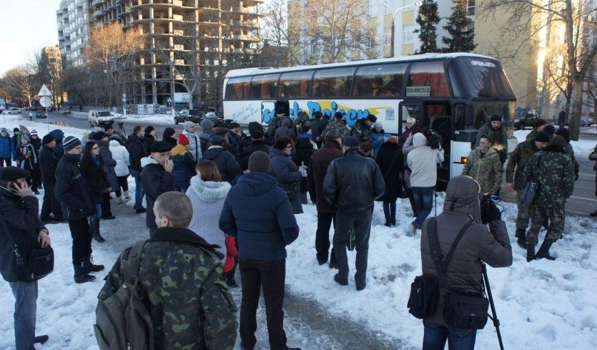 В Николаев вернулись из Донбасса герои АТО (ФОТО) (фото) - фото 4