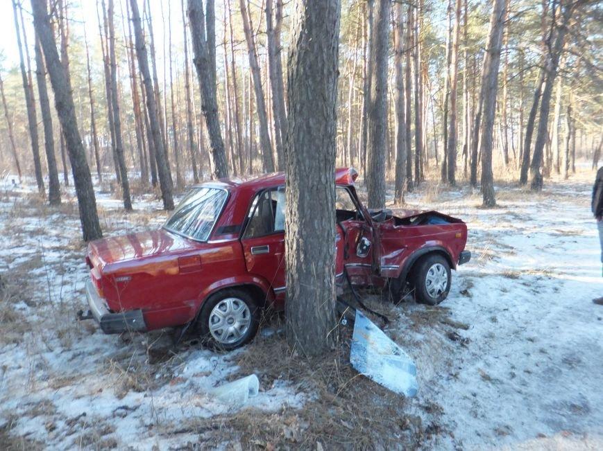 В Кировограде снова перевернулся автомобиль, пострадали люди (фото) (фото) - фото 1