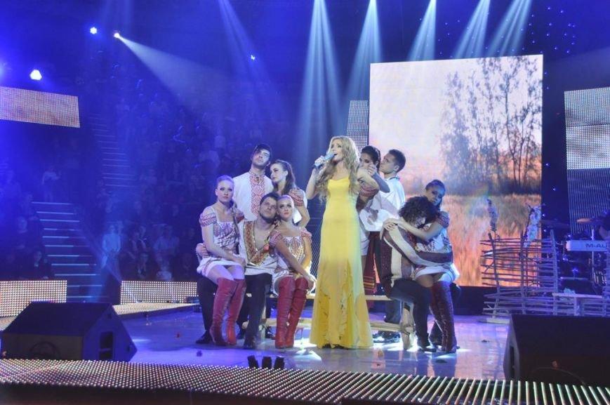 Вперше у Полтаві сольний концерт Ірини Федишин «Лише у нас на Україні» (фото) - фото 2
