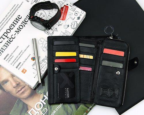 Большой ассортимнет портмоне для мужчин, новые коллекции 2015