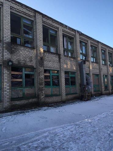 Начальник областной милиции осмотрел поврежденные после артобстрела объекты Авдеевки (фото), фото-1