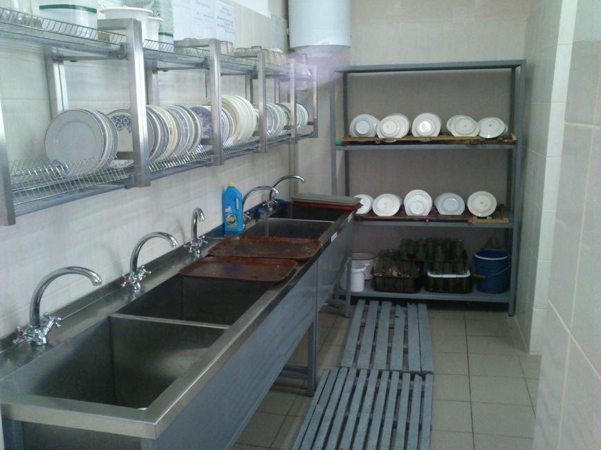 В Днепродзержинской школе №34 торжественно открыли новый пищеблок, фото-7