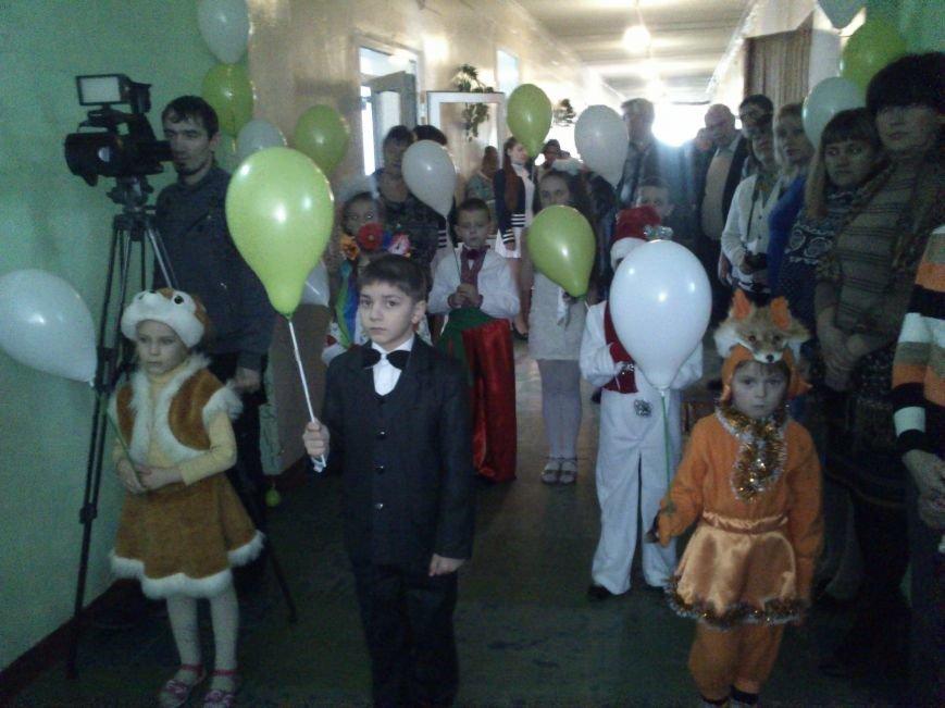 В Днепродзержинской школе №34 торжественно открыли новый пищеблок, фото-2